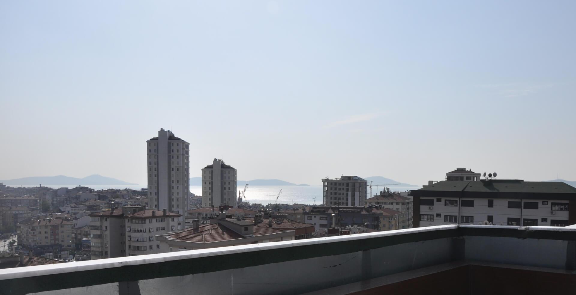 ŞEHRİN RENGİ BOSTANCI'DA SON SATILIK DUBLEKS